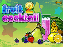 Автомат Fruit Cocktail 2 в Вулкан 24