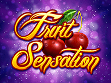 Автомат Вулкан Fruit Sensation на деньги