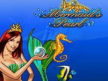 Автомат Вулкан Mermaid's Pearl на деньги
