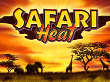 Автомат Вулкан Safari Heat на деньги