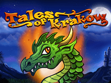 Автомат Tales Of Krakow в Вулкане Удачи